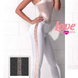 LOVE-AND-BRA-Leggings-Donna-25128