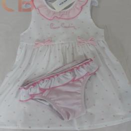 PIERRE-CARDIN-completo-Mare-BABY-PCW004