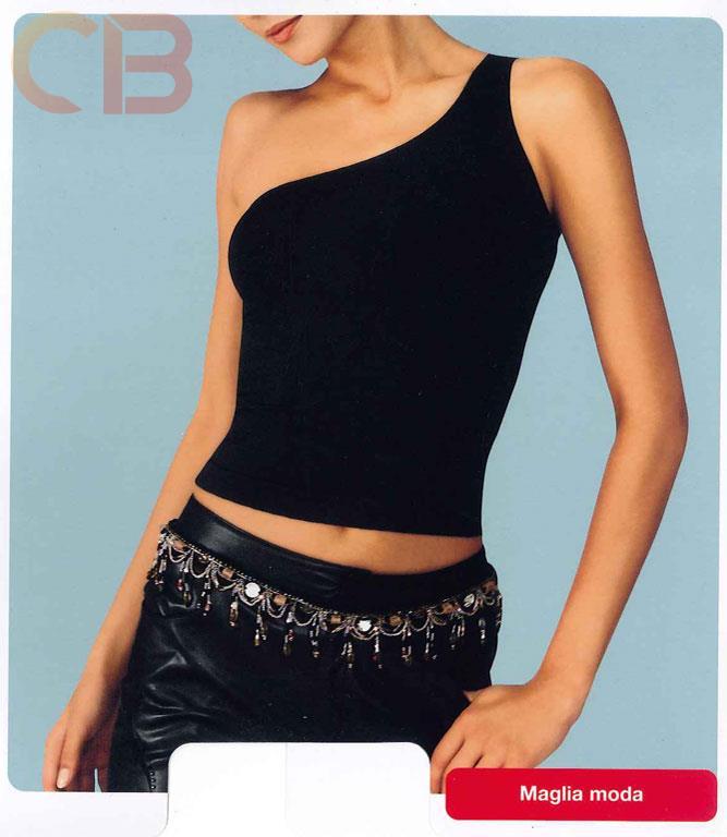 Monospalla Abbigliamento Articolo I Donna Canotta Lady 090 Golden OknwP0