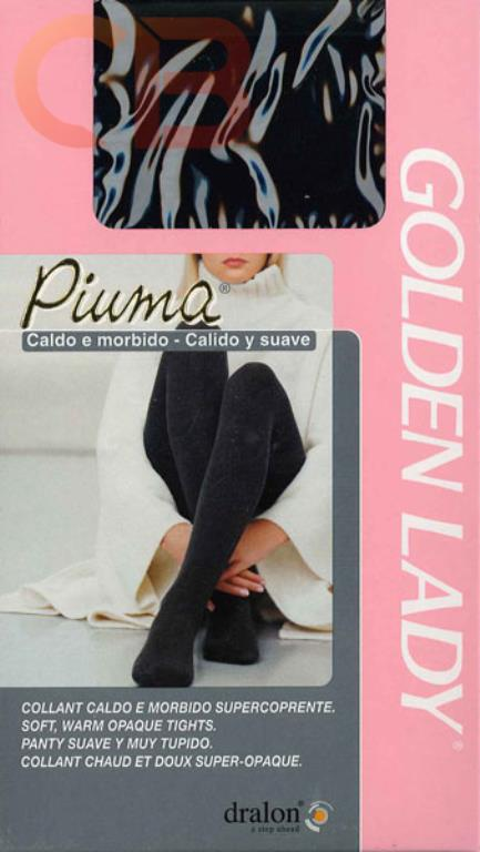 98e9b8a87 Collant Coprente Donna GOLDEN LADY - Collant PIUMA 1 4 50D ...