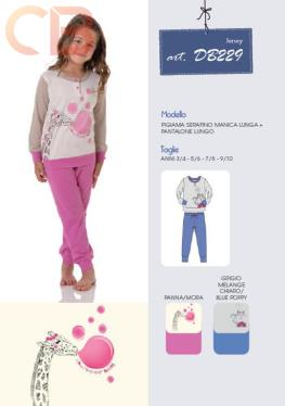 COTONELLA-PAJAMAS-Girl-db229