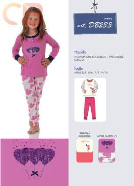 COTONELLA-PAJAMAS-Girl-db233