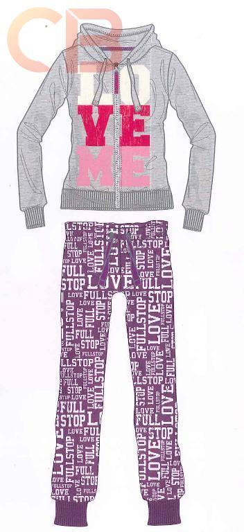 new product 332f0 6bba0 Abbigliamento tuta Donna FULL STOP - tuta Donna FSW021 ...