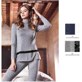 piuttosto economico migliore qualità acquista online Pigiami Donna infiore - Ingrosso e Distribuzione di Intimo Online ...
