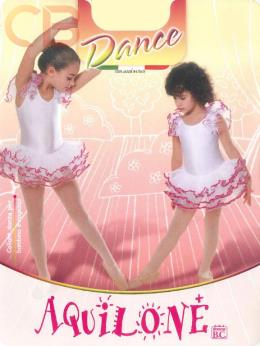 COLLANT BAMBINA DANCE 40 Collant in lycra 40 den, tuttonudo.