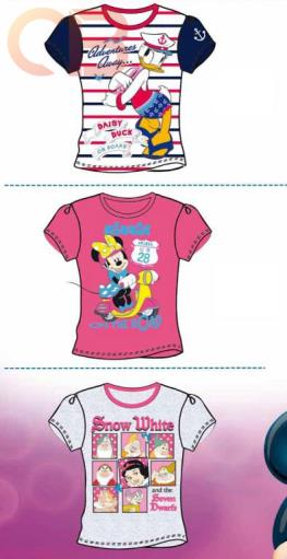 DISNEY-T-SHIRT-Girl-WD26100